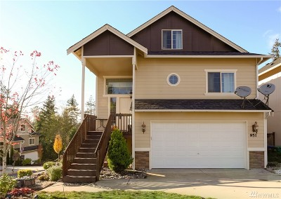 Bremerton Single Family Home For Sale: 951 NW Snow Creek Way