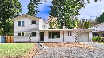 Kenmore Single Family Home For Sale: 15834 Juanita Dr NE