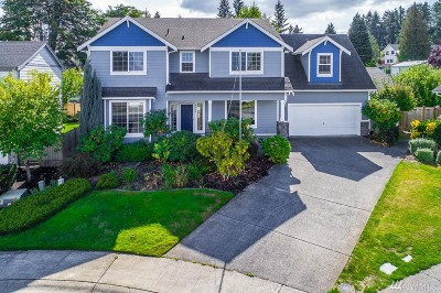 Puyallup Single Family Home For Sale: 6806 83rd St Ct E