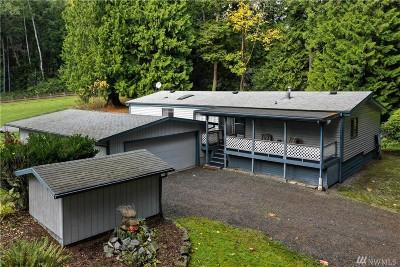 Bainbridge Island Single Family Home For Sale: 8040 Bucklin Hill Rd NE