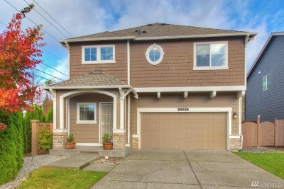 Tacoma Single Family Home For Sale: 4901 40th St NE