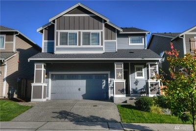 Olympia Single Family Home For Sale: 606 Meadowood Dr SW