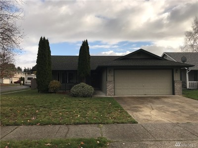 Lacey Single Family Home For Sale: 6100 58th Ave SE