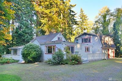 Bainbridge Island Single Family Home For Sale: 8320 Ferncliff Ave NE