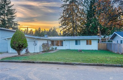 Bellevue Single Family Home For Sale: 2123 167th Ave NE