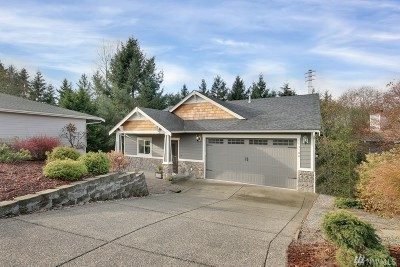 Tacoma Single Family Home For Sale: 3104 N Narrows Dr