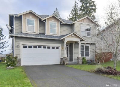 Puyallup Single Family Home For Sale: 14115 172nd Place E