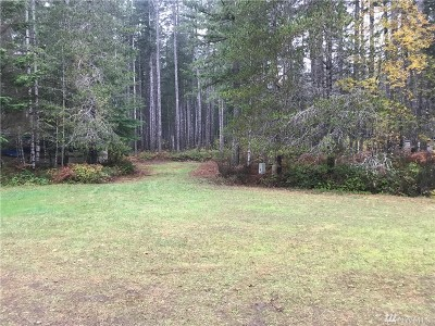 Mason County Residential Lots & Land Pending: 201 N Rainbow Wy W
