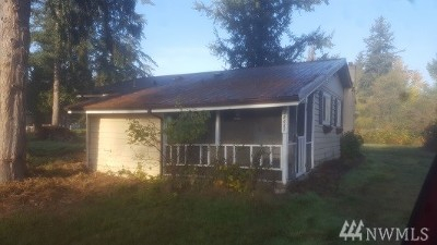 Yelm Single Family Home For Sale: 18621 Old Camp Lane SE