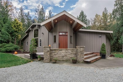 Mount Vernon Single Family Home For Sale: 21680 Little Mountain Rd