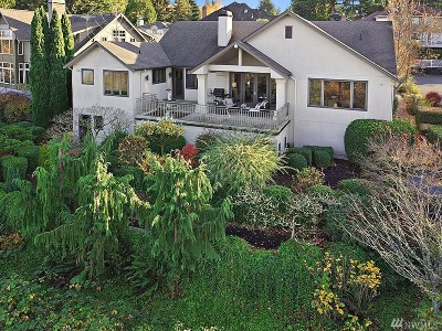 Mercer Island Single Family Home For Sale: 8214 SE 29th Street