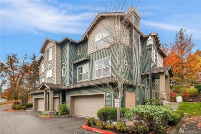 SeaTac Condo/Townhouse For Sale: 21507 42nd Ave S #B3