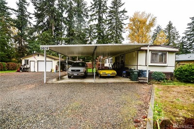 Bonney Lake Single Family Home For Sale: 9609 192nd Ave E
