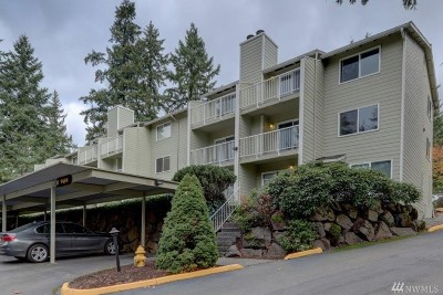 Redmond Condo/Townhouse For Sale: 9484 Redmond-Woodinville Rd NE #C206