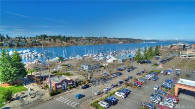 Thurston County Condo/Townhouse For Sale: 322 Columbia St NW #702