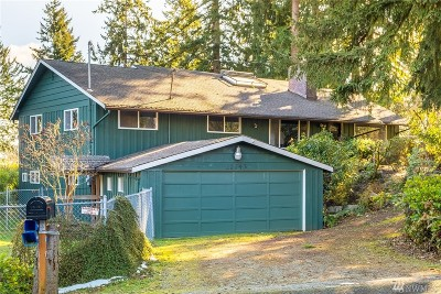 Puyallup Single Family Home For Sale: 11743 136th Ave E