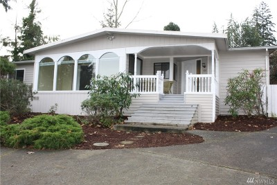 Bothell Single Family Home For Sale: 318 169th St SE