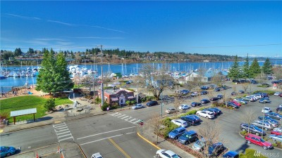 Thurston County Condo/Townhouse For Sale: 322 Columbia St NW #503