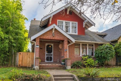 Single Family Home For Sale: 824 S Pearl St