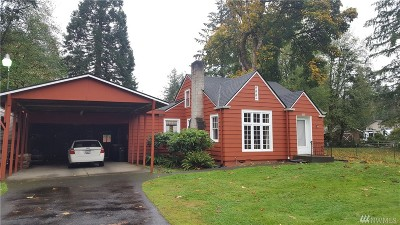 Olympia Single Family Home For Sale: 1927 33rd Ave NE