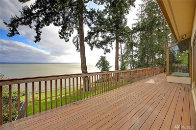 Camano Island Single Family Home For Sale: 1095 Cavalero Rd