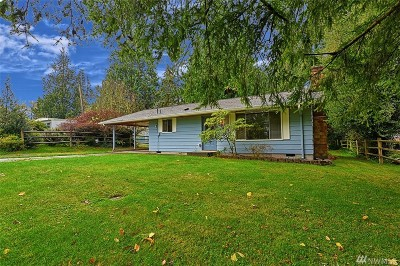 Snohomish Single Family Home For Sale: 2008 Terrace Ave