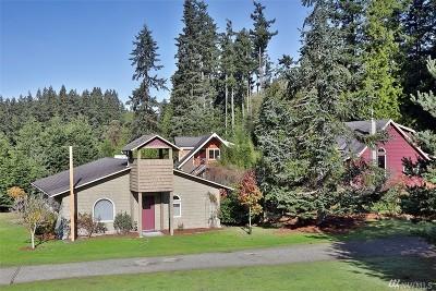 Langley WA Single Family Home For Sale: $645,000