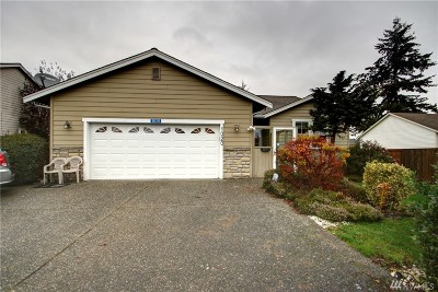 Burlington Single Family Home Sold: 1020 Aspen Lane