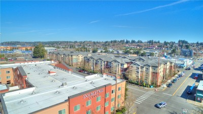 Thurston County Condo/Townhouse For Sale: 322 Columbia St NW #506