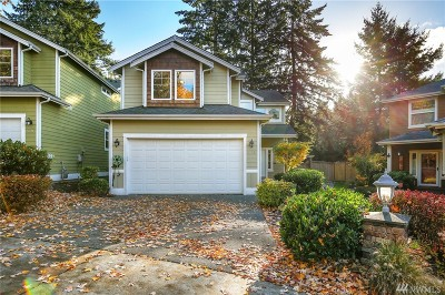 University Place Single Family Home For Sale: 5422 52nd Av Ct W