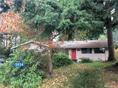 Freeland Single Family Home Pending: 5934 Mountain View Lane