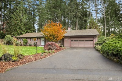 Olympia Single Family Home For Sale: 6909 Timberlake Dr SE