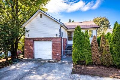 Burien Single Family Home For Sale: 11901 Ambaum Blvd SW
