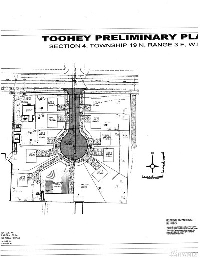 Tacoma Residential Lots & Land For Sale: 620 96 St S