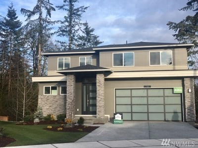 Bothell Single Family Home For Sale: 115 236th Place SE #18