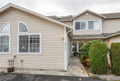 Puyallup Condo/Townhouse For Sale: 6315 111th Ave E