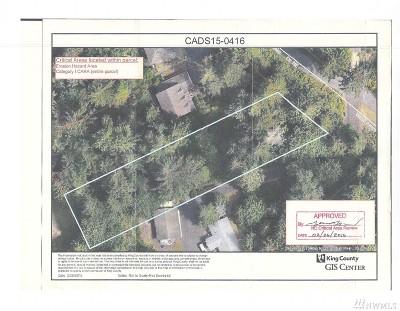 Redmond Residential Lots & Land For Sale: 3107 W Ames Lake Dr NE