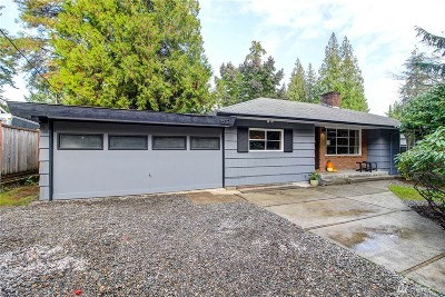 Normandy Park Single Family Home For Sale: 1632 SW 170th St