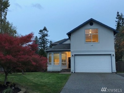 Bellingham Single Family Home For Sale: 3815 Morning Mist Wy
