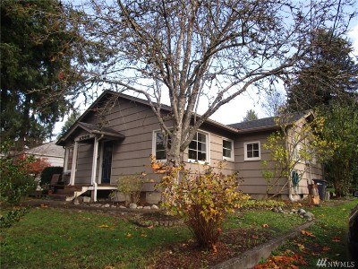 Thurston County Single Family Home For Sale: 1208 McCormick St SE