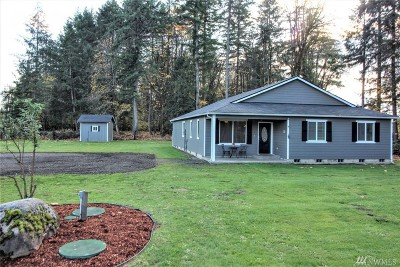 Olympia Single Family Home For Sale: 3435 Sapp Rd SW