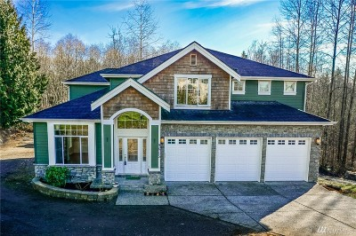 Snohomish Single Family Home Contingent: 9615 185th Dr SE