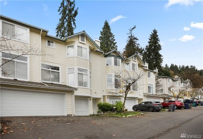 Issaquah Condo/Townhouse For Sale: 2115 NW Pacific Yew Place