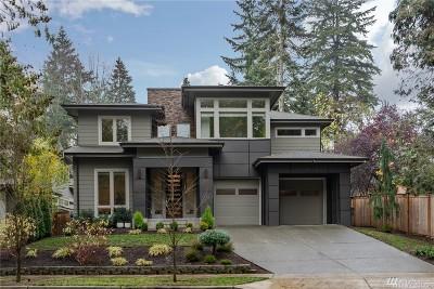 Kirkland Single Family Home For Sale: 10034 Slater Ave NE