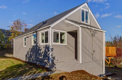 Bremerton Single Family Home For Sale: 1108 Evans Ave W