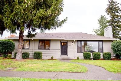Auburn Single Family Home For Sale: 400 N St NE