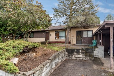 Mount Vernon Single Family Home Sold: 808 N 6th