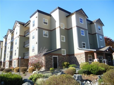 Bellingham Condo/Townhouse For Sale: 700 32nd #A309