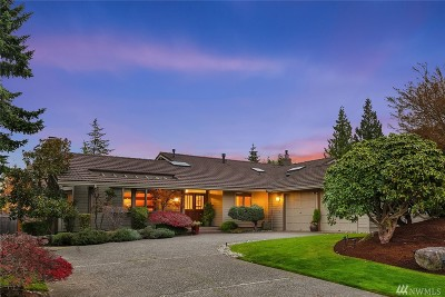 Bellevue Single Family Home For Sale: 21 Columbia Key