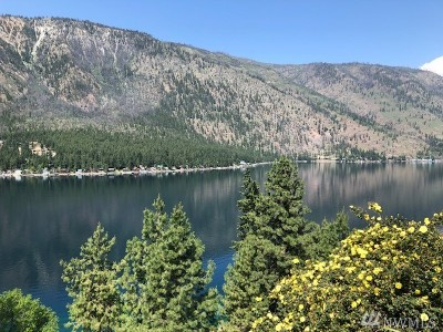 Chelan, Chelan Falls, Entiat, Manson, Brewster, Bridgeport, Orondo Residential Lots & Land For Sale: Kutil Place